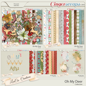Oh My Deer Collection