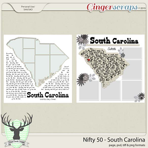 Nifty 50: South Carolina
