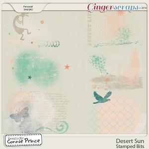 Desert Sun - Inked Bits