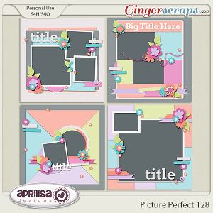 Picture Perfect 128 by Aprilisa Designs