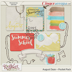 August Daze Pocket Pack