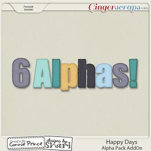 Retiring Soon - Happy Days - Alpha Pack AddOn