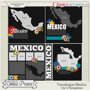 Travelogue Mexico - 12x12 Temps (CU Ok)