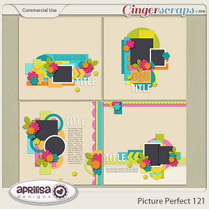 Picture Perfect 121 by Aprilisa Designs