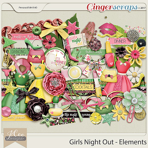 Girls Night Out Elements