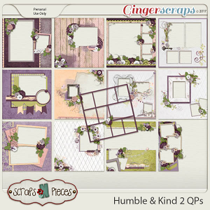 Humble and Kind Quick Pages 2