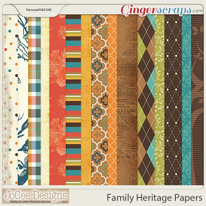Family Heritage Papers