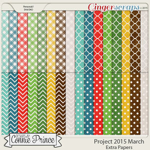 Project 2015 March - Extra Papers