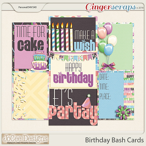 Birthday Bash Cards