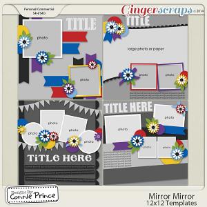 Mirror Mirror - 12x12 Temps (CU Ok)