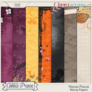 Hocus Pocus - Messy Paper Pack