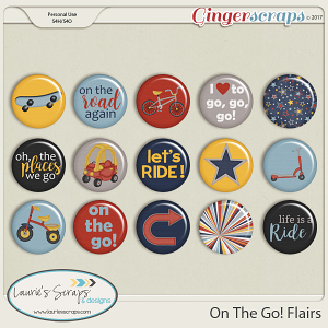 On The Go! Flairs