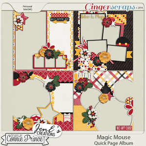 Magic Mouse - Quick Page Album