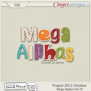 Retiring Soon - Project 2012: October - Mega Alpha Vol 10