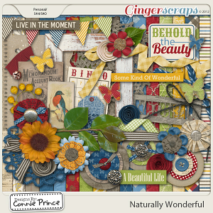 Retiring Soon - Naturally Wonderful - Kit
