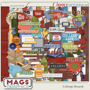 College Bound KIT by MagsGraphics