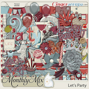 Monthly Mix: Let's Party