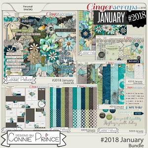 #2018 January - Bundle Collection by Connie Prince
