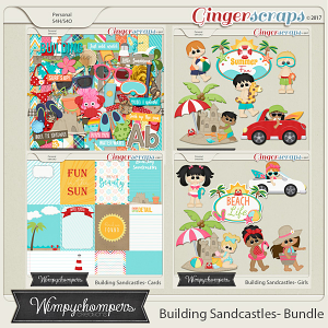 Building Sand Castles Bundle
