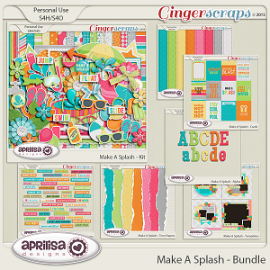 Make A Splash - Bundle
