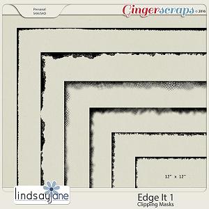 Edge It 1 by Lindsay Jane