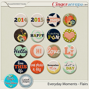 Everyday Moments - Flair