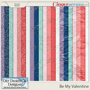 Be My Valentine {Glitters} by Day Dreams 'n Designs