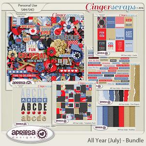 All Year {July} - Bundle