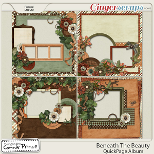 Retiring Soon - Beneath The Beauty - QuickPage Album