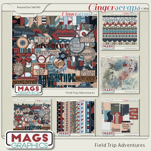 Field Trip Adventures BUNDLE by MagsGraphics