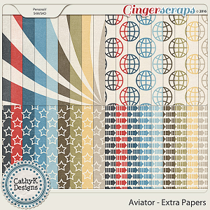 Aviator - Extra Papers