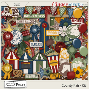 Retiring Soon - County Fair - Kit