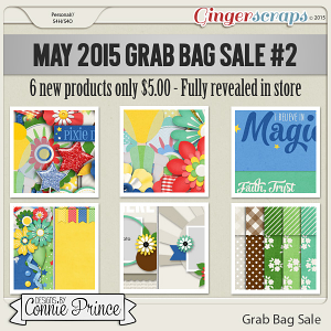 May 2015 Grab Bag #2 Sale - Pixie Dust