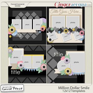 Retiring Soon - Million Dollar Smile - 12x12 Temps (CU Ok)
