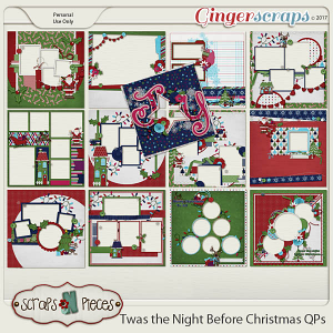 Twas The Night Before Christmas Quick Pages