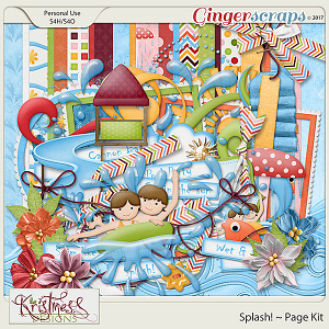 Splash! Page Kit