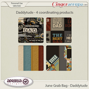 June Grab Bag - Daddytude