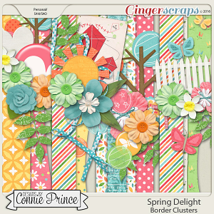 Spring Delight - Border Clusters