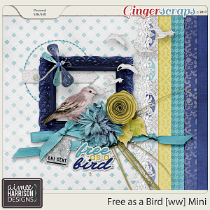 Free as a Bird Mini