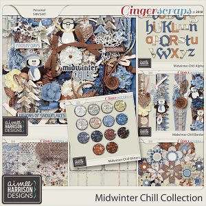Midwinter Chill Collection by Aimee Harrison