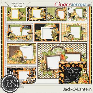 Jack O Lantern Brag Book