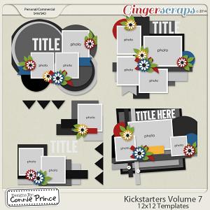 Kickstarters 7 - 12x12 Temps (CU Ok)