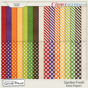 Garden Fresh - Extra Papers