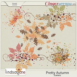 Pretty Autumn Scatterz by Lindsay Jane