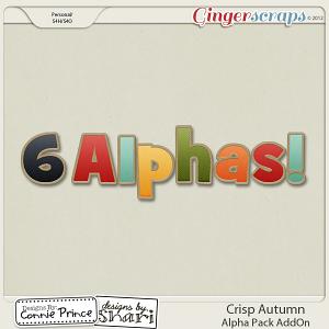 Crisp Autumn - Alpha Pack AddOn