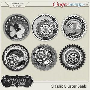 Classic Cluster Seals