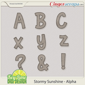 Stormy Sunshine Alpha