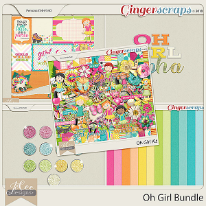 Oh Girl Bundle by JoCee Designs