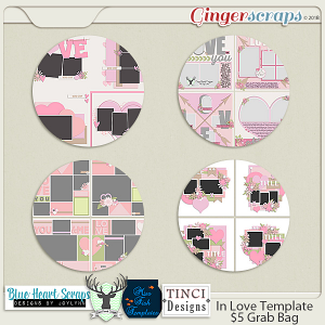 In Love Template Collab $5 Grab Bag