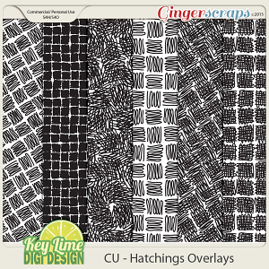 CU Hatchings Overlays